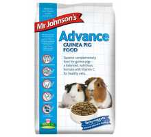 Mr. Johnson's Advance - Guinea Pig