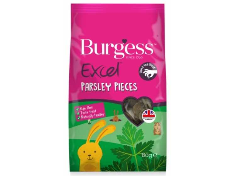 Excel Parsley Pieces