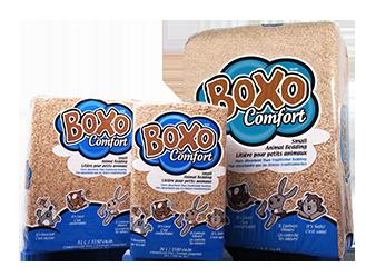 Boxo Comfort - 3 størrelser